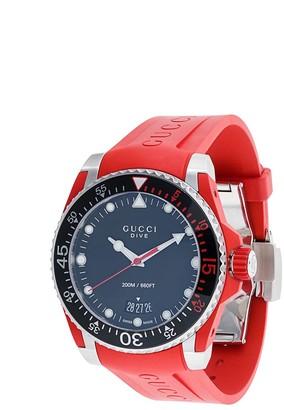 Gucci Dive watch