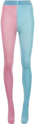 Marc Jacobs The Left and Right Glam tights