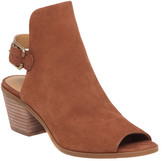 Lucky Brand Women's Bray Open Toe Bootie