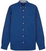 Jaeger Gingham Shirt, Blue