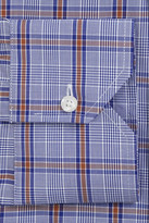 John W. Nordstrom Traditional Fit Plaid Dress Shirt