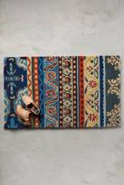 Anthropologie Striped Risa Doormat