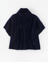 Boden Slouchy Cashmere Poncho
