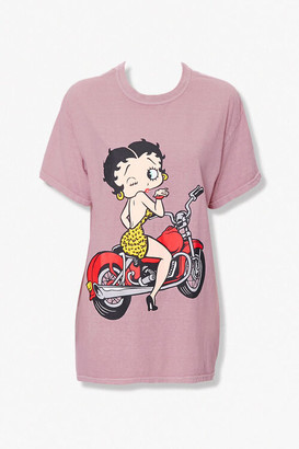 Forever 21 Betty Boop Graphic Tee