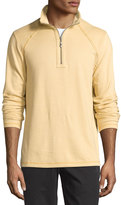Tommy Bahama Quarter-Zip Stretch-Knit Jacket, New Wheat