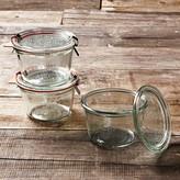 Williams-Sonoma Weck Mold Jars, Set of 6