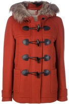 Burberry hooded coat