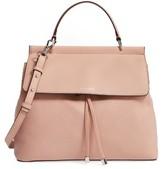 Louise et Cie 'Towa' Leather Satchel - Pink