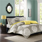 JCPenney INTELLIGENT DESIGN Intelligent Design Ciara Damask Comforter Set