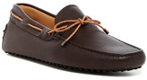 Tod's Pebbled Leather Moccasin Driver