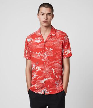 AllSaints Flood Shirt