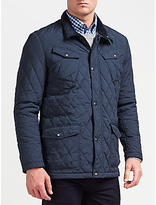 Gant Central Pond Quilted Jacket, Navy