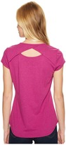Royal Robbins Wick-ed Cool Short Sleeve Shirt Women's T Shirt