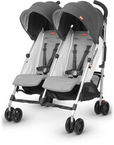 UPPAbaby G-LINK 2 Reclining Side by Side Umbrella Stroller