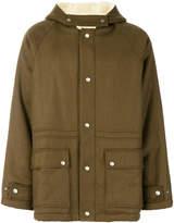 Gosha Rubchinskiy classic zipped coat
