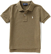 Ralph Lauren Big Boys 8-20 Short-Sleeve Ribbed Polo Shirt