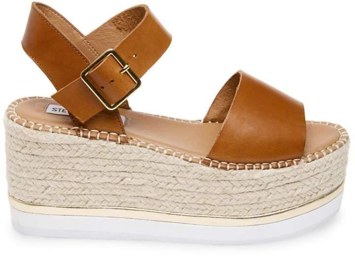 bb27d2fdd75 Cognac Leather Steve Madden Shoes - ShopStyle