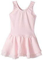 Capezio Classic Double Layer Skirt Tank Dress Girl's Dress