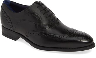 Ted Baker Mitak Wingtip Leather Oxford