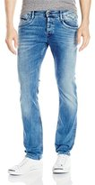 Tommy Hilfiger Men's Slim Saber Eton Blue Stretch Jean