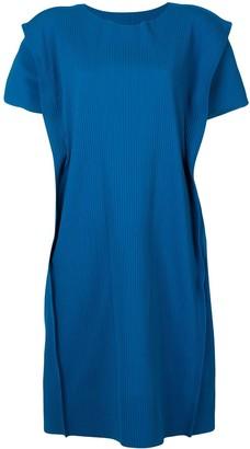Issey Miyake Tuck APOC dress