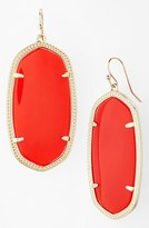 Kendra Scott Women's Danielle - Large Oval Statement Earrings