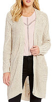 Jessica Simpson Moonlight Shine Boyfriend Cardigan
