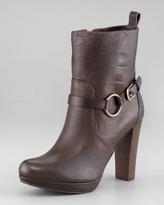 Henry Beguelin Platform Ankle Boot