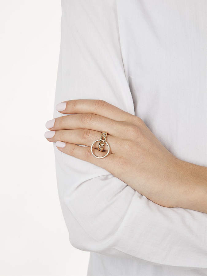 Charlotte Chesnais Threepart ring