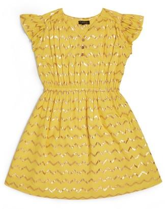 Velveteen Julieta Dress (8-12 Years)