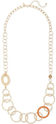 New York & Co. Long Link Necklace