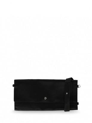 Maison Margiela Black Leather Clutch bags