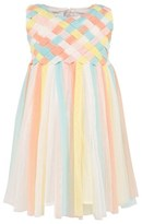 Billieblush Multi-Coloured Pleated Dress