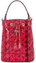 Gucci Ophidia Shoulder Bag in Hibiscus Red   FWRD