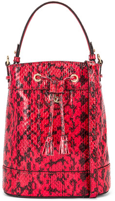 Gucci Ophidia Shoulder Bag in Hibiscus Red | FWRD