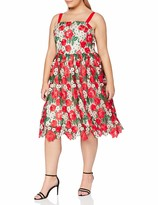 Thumbnail for your product : Gina Bacconi Women's Katri Guipure Dress Cocktail