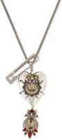 Alexander McQueen Heart trinket necklace