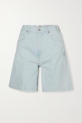 Citizens of Humanity Rosa Denim Shorts - Light denim