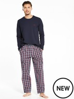 HUGO BOSS Jersey/woven Pyjama Set