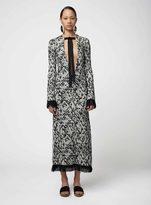 Proenza Schouler V-Neck Dress