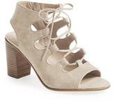 Steve Madden &Nilunda& Lace-Up Sandal