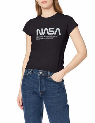 Brands In Limited Women's NASA Aeronautics Hoodie