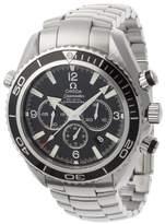 Omega Men's 2210.50.00 Seamaster Planet Ocean Automatic Chronometer Chronograph Watch