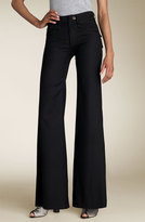 High Waist Pants with Bow Detail