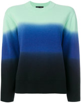 Proenza Schouler gradient colour jumper