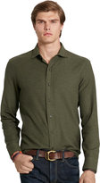 Ralph Lauren Cotton Jacquard Sport Shirt