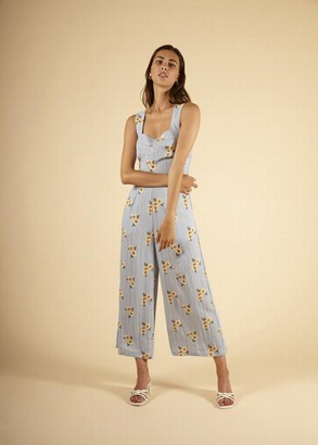 FRNCH Maddly Jumpsuit - S .