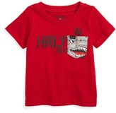 Hurley Infant Boy's Pocket Play Graphic T-Shirt