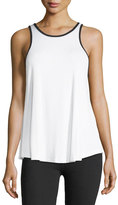 Beyond Yoga x kate spade new york leaf-bow circle performance tank