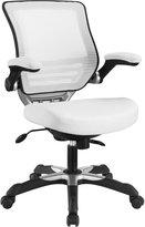LexMod Edge Vinyl Office Chair
